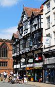 Bridge Street, Chester.