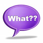 What Message Means Frequently Asked Questions And Answer