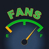 Fans Gauge Shows Like Web And Dial