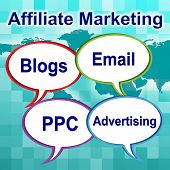 Affiliate Marketing Represents Join Forces And Associate