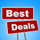 Best Deals Signs Shows Cheap Promotion And Sales