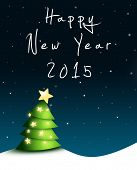 Silvester Greeting Card 2015
