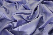 Purple nubby fabric