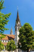 View Of Konstanz Minster - Germany, Baden-wurttemberg