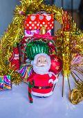 Santa Claus To Bring Happiness
