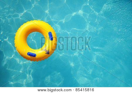 Pool Float, Ring
