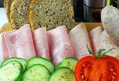 picture of roughage  - Tasty breakfast  - JPG