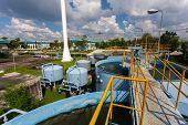 pic of slag  - Rainwater treatment plant  - JPG