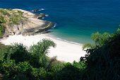 Tranquil Beach view in Niteroi Rio de Janeiro Brazil