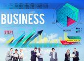 picture of enterprise  - Business Company Corporate Enterprise Organisation Concept - JPG