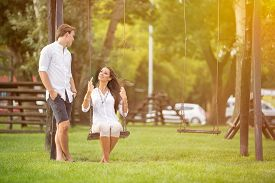 pic of swing  - 
