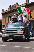 Cinco de Mayo Parade in Detroit Michigan