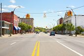 Downtown Benton Harbor, Michigan