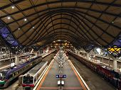 Southern Cross Station, Melbourne Australia