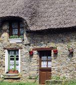 Thatched Cottage France