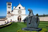 Basilica of Saint Francis, Assisi, Italy