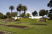 Conservatory Of Flowers From The Side