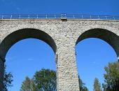 Two Archs Of The Bridge