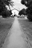 Mission San Juan Bautista in Monterey County California