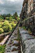 Fenworthy Dam In Dartmoor National Park, Devon, United Kingdom poster
