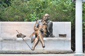 George Mason Memorial in National Mall - Washington DC United States