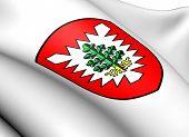 Pinneberg Wappen, Deutschland.