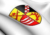 Oder Spree Wappen, Deutschland.