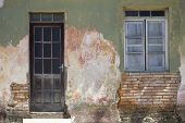 Portuguese Door And Window
