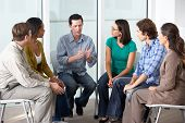 pic of counseling  - Meeting Of Support Group - JPG
