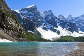 Lake Agnes, National Park, Banff Alberta, Canada