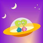 Alien Sweethearts