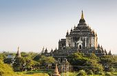Thatbyinnyu Temple InBagan, Myanmar