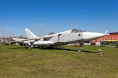 Togliatti, Russia - May 2, 2013: The Sukhoi Su-24