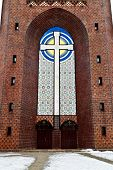Kreuzkirche - Orthodox Church In Kaliningrad (until  1946 Koenigsberg). Russia