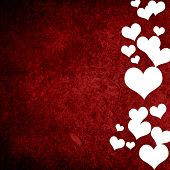 sweetheart background - perfect background with space