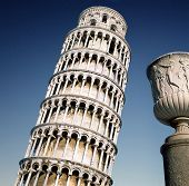 Leaning Tower in Pisa (Italy)