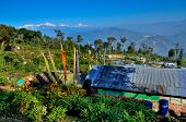 Silerygaon Village, Kanchejuga Backdrop, Sikkim