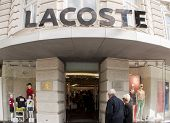 Lacoste Store