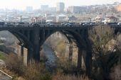 Victory Bridge In Yerevan