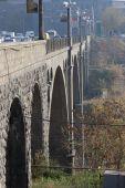 Victory Bridge On Hrazdan River
