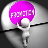 Promotion Pressed Shows New And Higher Role