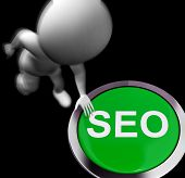 Seo Pressed Shows Internet Search Engine Optimisation