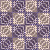 Abstract geometric background. Seamless wavy pattern.