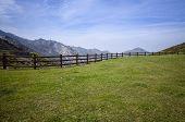 Asturian mountain landscape