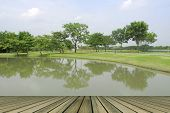 Lake View At Suan Luang Rama 9 Park, Thailand