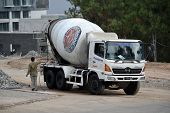 indocement concrete mixer truck
