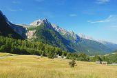 Maloja, Swiss Alps