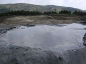 Mud Volcanoes From Buzau, Romania