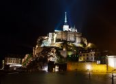 Mont Saint-michel (france)
