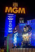 Las Vegas , Mgm